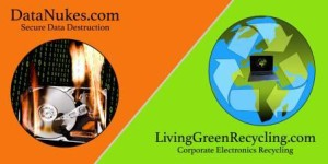 Free Business Electronics Recycling and Data Destruction Event